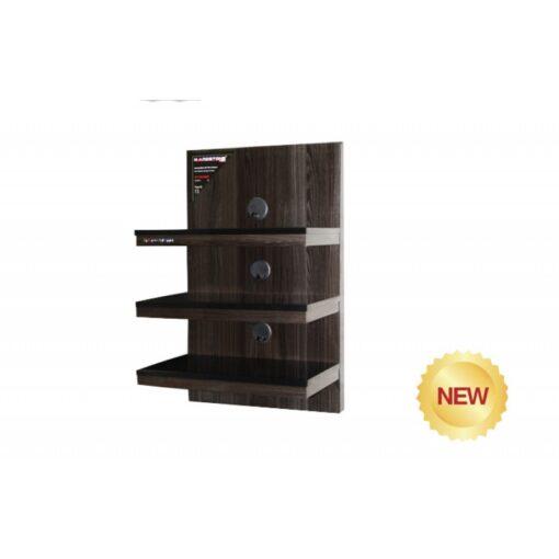 میز تلویزیون هایگلاس هاردستون مدل HS-1010 مدل ساده دیواری