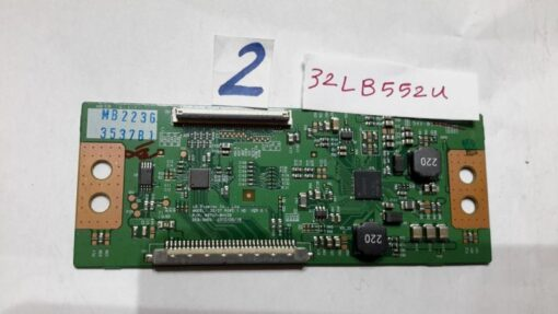 برد تیکان ال جی LG-TCON-32LB552U