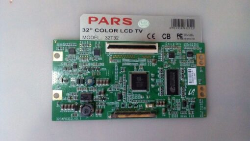 برد تیکان پارس PARS-TCON-32T32