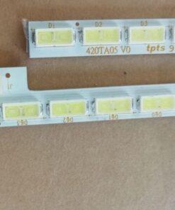 بک لایت آکبند 42LS46000 ال جی با پنل AUO سوکت سیمی