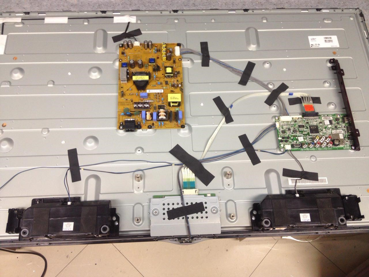 شکل تعمیر تلویزیون 1